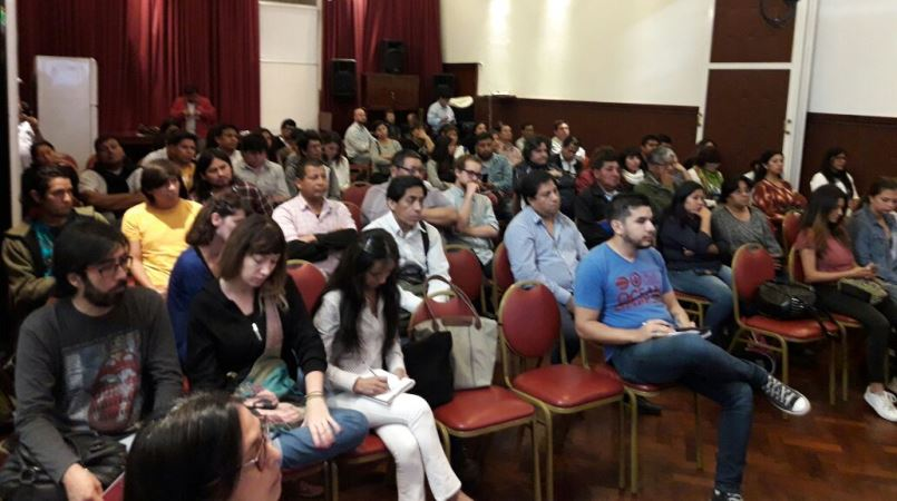 Importante audiencia pública educativa en la Legislatura de Jujuy
